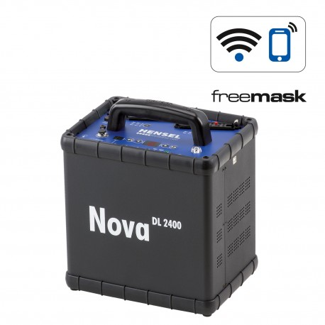 Hensel Nova D 2400 Generator