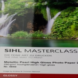 Sihl Metallic Pearl High Gloss Photo Paper 290