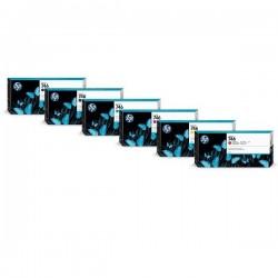 HP Vivid 746 Tinten Satz für DesignJet Z9