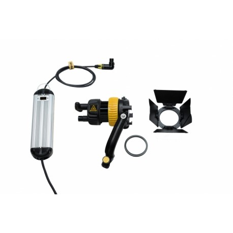 Dedolight DLED7-D Tageslicht Turbo Lichtset für Stromnetzbetrieb