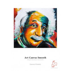"Art Canvas Smooth 370 gsm,  24"" Rolle, Hahnemühle Fine Art"