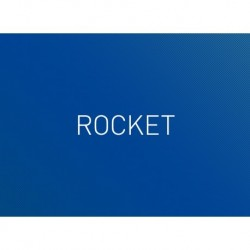 "Rocket Photo Paper PE 250 , satin, 42""/106,7 cm"