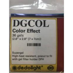Color Effect Filterfoliensatz 7x7cm