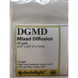 Mixed Diffusion Filterfoliensatz  7x7cm