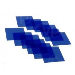 Full Blue Filterfoliensatz 7x7cm