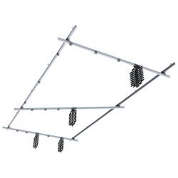 Deckenschienensystem Kit groß 6mx3m