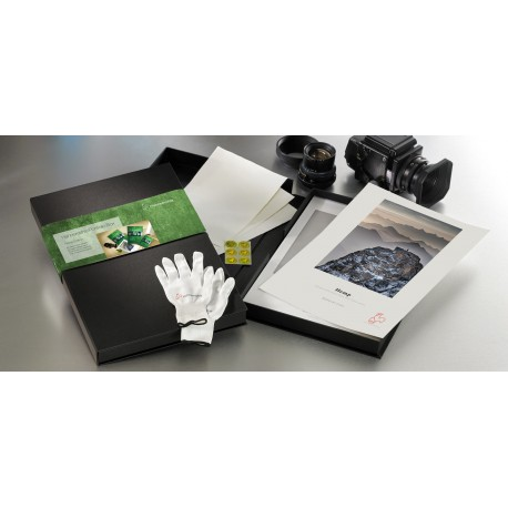 Hemp Portfolio Box  A3