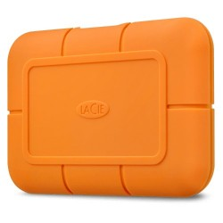 LACIE Rugged SSD, 2TB, USB-C