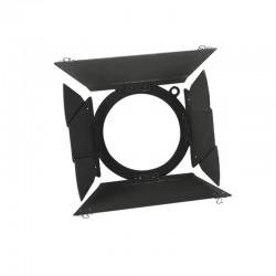 DBD8 Standard Acht-Flügel-Tor (barn door set) für DLED4, DLED7 und Dedolight Classic