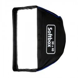 Softbox 30x40cm Hensel