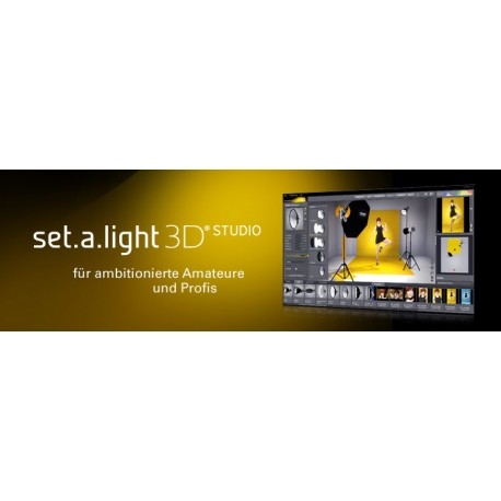 set.a.light 3D STUDIO (MAC/WIN