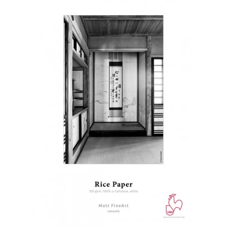 Rice Paper 100 gsm Hahnemühle