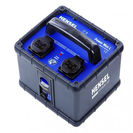 Power Max L , tragbare Stromversorgung 230V/50 HZ