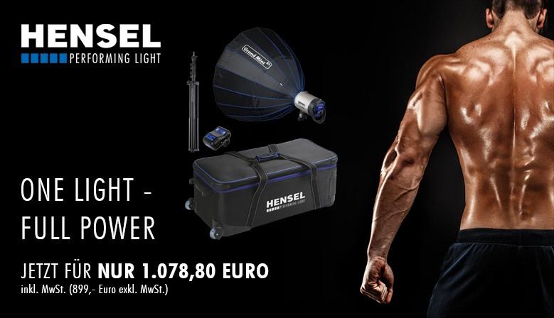 One Light Full Power